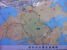 Major Transport Network of Shenzhen