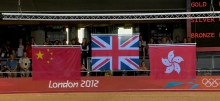 Britain, China and Hong Kong on the Same Stage in London Olympics