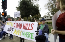 """Not in Chino Hills. Not Anywhere."""